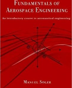 Fundamentals of aerospace engineering PDF