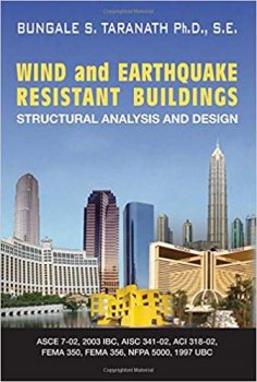 Wind and Earthquake Resistant Buildings PDF
