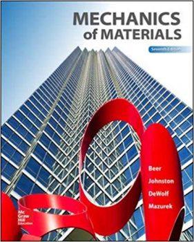 Mechanics of Materials 7th Edition PDF