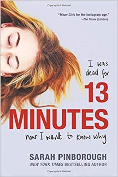 13 Minutes by Sarah Pinborough PDF