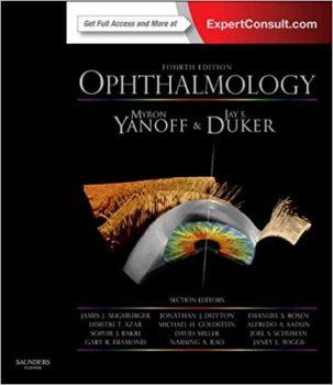 Ophthalmology by Duker and Yanoff PDF