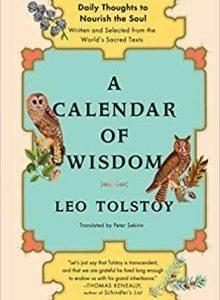 A Calendar of Wisdom by Leo Tolstoy PDF