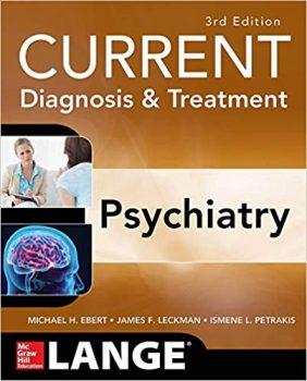 CURRENT Diagnosis & Treatment Psychiatry PDF