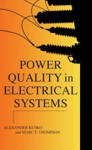 Power Quality in Electrical Systems PDF