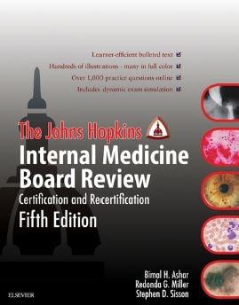 The Johns Hopkins Internal Medicine Board Review PDF