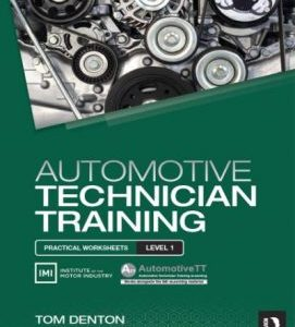 Automotive Technician Training by Tom Denton PDF