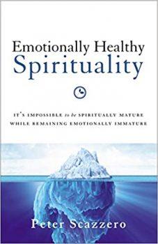 Emotionally Healthy Spirituality by Peter Scazzero PDF