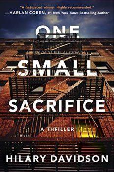 One Small Sacrifice by Hilary Davidson PDF