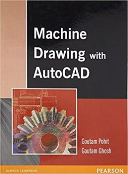 Machine Drawing with AutoCAD PDF