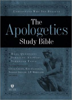 The Apologetics Study Bible by PDF