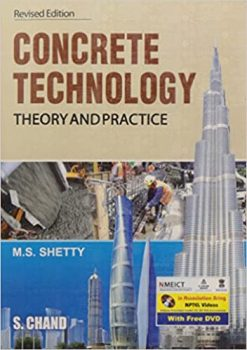 Concrete Technology Theory and Practice PDF