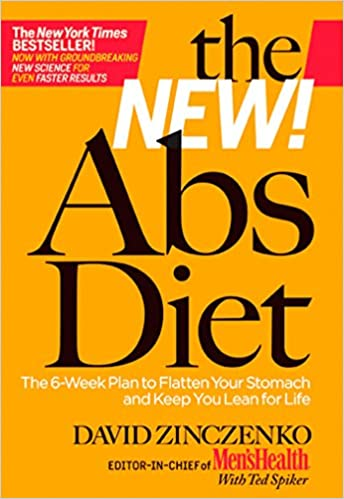 The New Abs Diet by David Zinczenko PDF