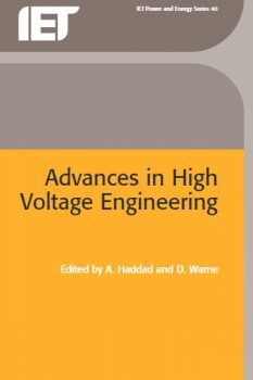 Advances in High Voltage Engineering PDF