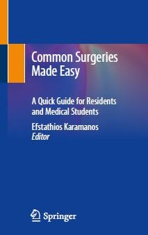 Common Surgeries Made Easy PDF