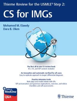 Thieme Review for the USMLE Step 2 CS for IMGs PDF