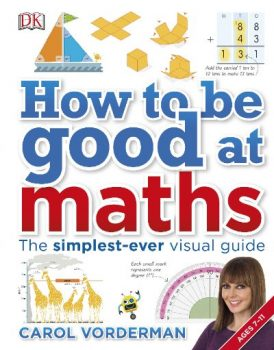 How to Be Good at Math by DK PDF