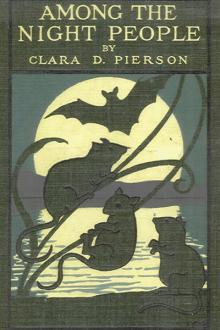 Among the Night People By Clara Pierson Pdf