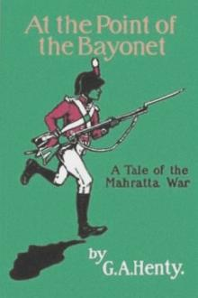 At the Point of the Bayonet By  G. A. Henty Pdf