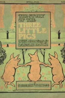 The Story of the Three Little Pigs By Leonard Brooke