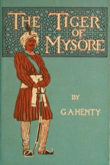 The Tiger of Mysore By  G. A. Henty Pdf
