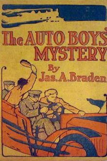 The Auto Boys' Mystery By James Braden Pdf
